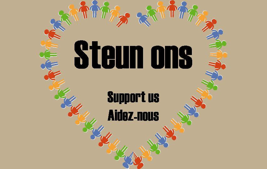 Steun Project Horizon - Support Project Horizon - Aidez project Horizon - Varen voor Autisme vzw